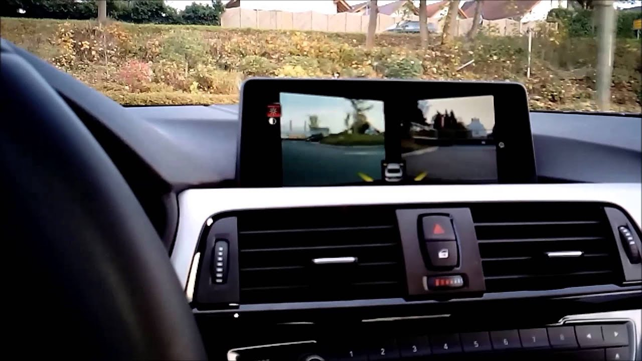 Topview Sideview Rear Camera R 252 Ckfahrkamera Bmw F30