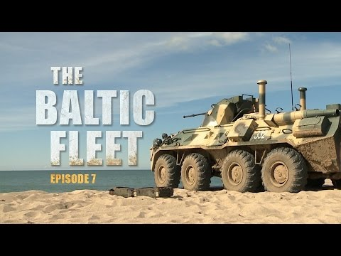 The Baltic Fleet (E07): Armoured vehicles - on land and in the sea