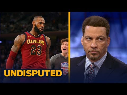 Chris Broussard reacts to an executive suggesting the Cavs should trade LeBron & Love | UNDISPUTED