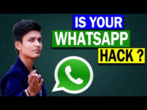 How to know my Whatsapp hacked