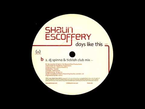 Shaun Escoffery - Days Like This