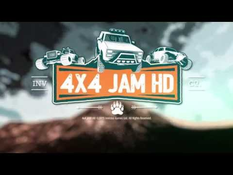 4x4 Jam HD Android trailer