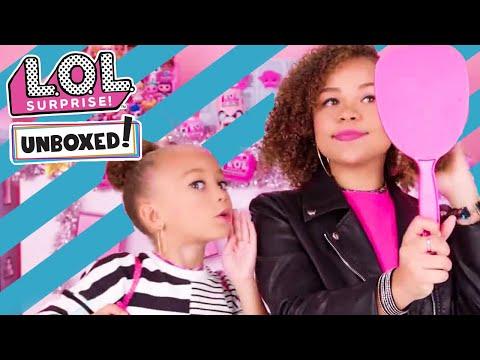 #hairgoals-irl-unboxed!-|-lol-surprise!-compilation
