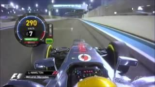 F1 Abu Dhabi 2012 pole onboard