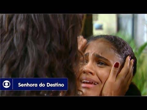 Senhora do Destino: capítulo 136 da novela, quarta, 20 de setembro, na Globo