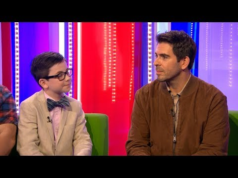 Eli Roth Interview On The One Show - He Made a Kids Film WTF - The House with a Clock in Its Walls Mp3