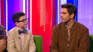 Eli Roth Interview On The One Show - He Made a Kids Film WTF - The House with a Clock in Its Walls