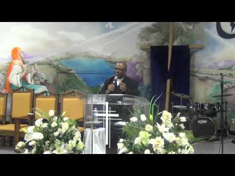 Brampton Triumphant Church of God - Communion Sunday - Sermon - Part 1