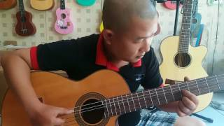 Romeo and Juliet - test guitar 1600k - 0906.39.1557