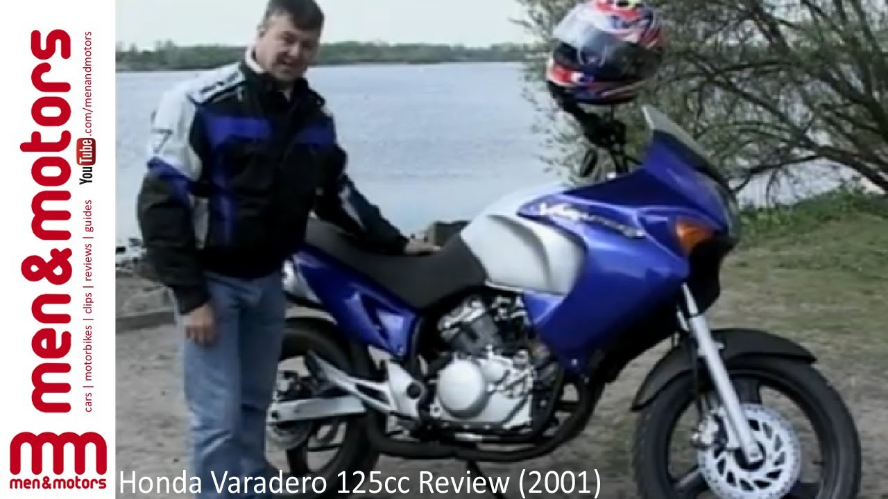 honda varadero 125cc review 2001 youtube. Black Bedroom Furniture Sets. Home Design Ideas