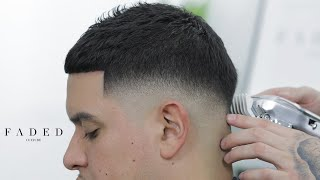 PERFECT SKIN FADE, MΟST DETAILED, NEW STEPS!