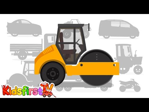 Name that Vehicle GAME! (1) Doc McWheelie Car Cartoons - Learning Vehicle Names for Children