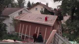 Umbau 2 Anbau Aus Holz Fertigwänden Youtubedownload Pro
