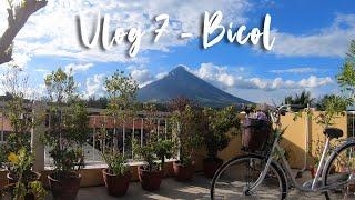BICOL -  ALBAY MT. MAYON (Beautiful Lady = Daragang Magayon) - #7