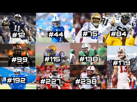 Dallas Cowboys 2021 Draft Class Highlights (All 11 players)