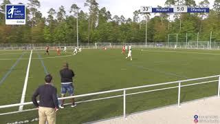 B-Junioren: 5:1 Xaver Noreiks - FC Astoria Walldorf U17 vs Offenburger FV