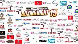 Konferencja Boxing Night 15 w Starachowicach