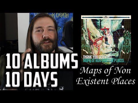 10 Albums in 10 Days: Day 7 - Maps of Non Existent Places   Mike The Music Snob