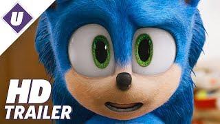 Sonic The Hedgehog (2020) - Official New Trailer   Jim Carrey, Ben Schwartz