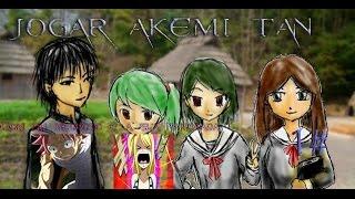 Um medroso e a sua namorada a jogar Akime tan (01)