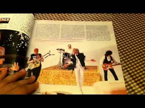 Unboxings & Recent Pickups Ep 83 Heavy Metal Encyclopedia