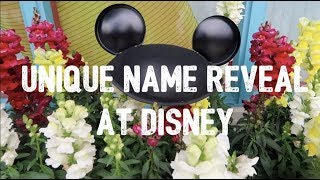 Video Disney Baby Name Reveal download MP3, 3GP, MP4, WEBM, AVI, FLV Agustus 2018