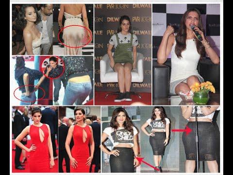 Bollywood babes caught without panties (see pics) | Masala ...