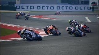 MotoGP 18   Career Pt 76: Misano Is The New Motegi!! (Xbox One X)