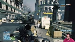 LEGENDARNA mapa METRO - Battlefield 3 / 04.06.2019 (#4)