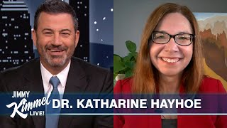 Dr. Katharine Hayhoe Teaches Us How to Talk to People Who Don't Believe in Climate Change