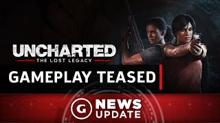 Uncharted: The Lost Legacy's Tone, Gameplay Teased - GS News Update