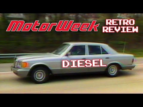 retro review: 1982 mercedes-benz 300sd (diesel)