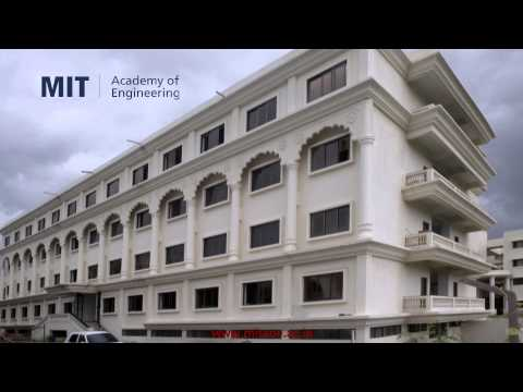 MIT Academy Of Engineering, Pune