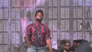 Shamir - Call It Off Live Corona Capital Mexico 2015