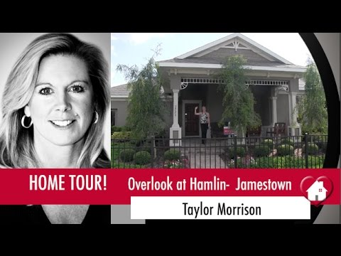 New Homes Winter Garden  Overlook at Hamlin Jamestown by Taylor Morrison