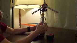 Erector Set Windmill