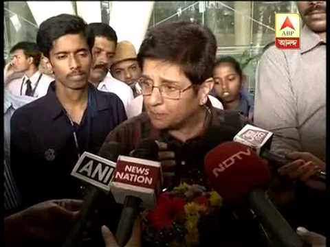 Kiran Bedi comes out in open support for Narendra Modi.