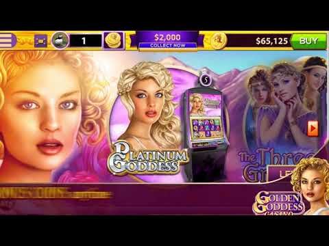 Golden Goddess Casino Game