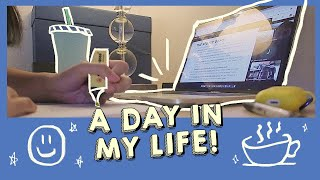 productive day in a life ☕️ (vlog) thumbnail