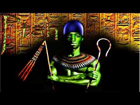 Egyption God Ptah