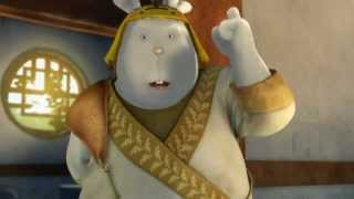 Official LEGEND OF KUNG FU RABBIT Trailer - 2013