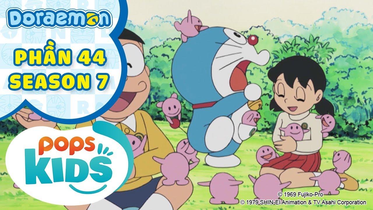 [S7] Tuyển Tập Hoạt Hình Doraemon – Phần 44 – Chào Mừng Đến Trái Đất 2, Shizuka Biến Mất Rồi