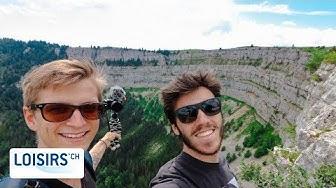 Creux du Van - Un Grand Canyon en Suisse !