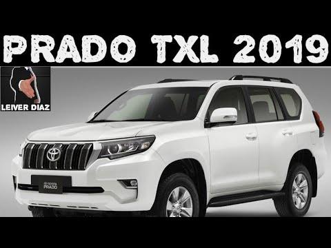 Toyota Prado Txl 2019 Youtube
