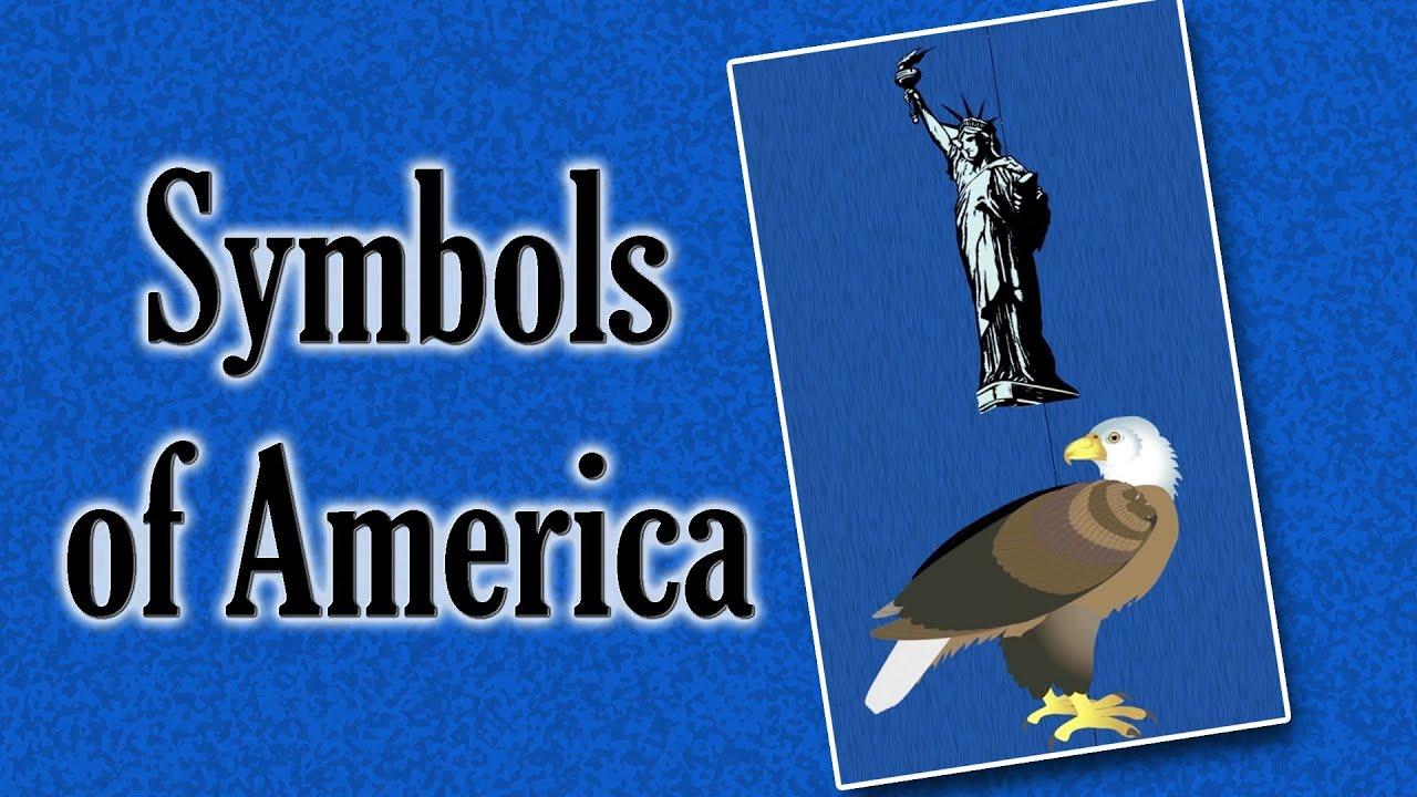 Symbols Of America Patriotic Game For Children Youtube