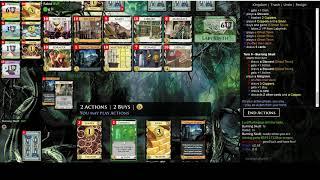 Dominion Online Championship 2018: Round IV vs Rabid