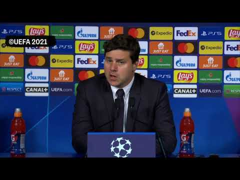 Pochettino hails Messi - Mbappe 'connection' after PSG's win over Leipzig | UCL欧冠 巴黎圣日耳曼 波切蒂诺 梅西 姆巴佩
