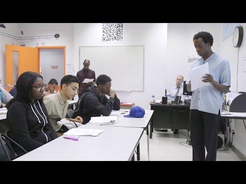 CUNY NYC Men Teach Video
