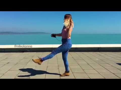 Captain Hollywood Project - More And More ♫ Shuffle Dance Video