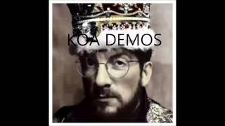 Elvis Costello - King Of America Demos (HQ Audio Only)
